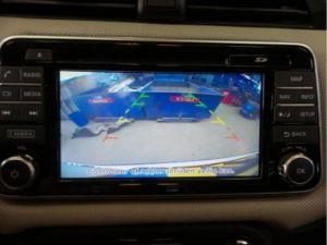 Nissan Micra Achteruitrij Camera