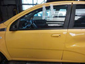 Chevrolet Aveo Deur 4Deurs links-voor