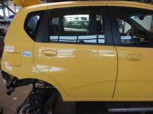 Chevrolet Aveo Deur 4Deurs rechts-achter