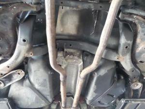 Audi A6 Tank