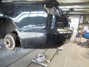 Audi A6 Bumper achter