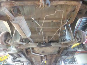 Dacia Logan Achteras voorwielaandrijving