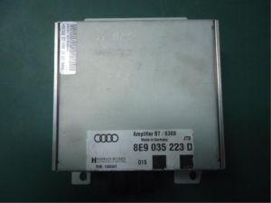 Audi A4 Radio versterker