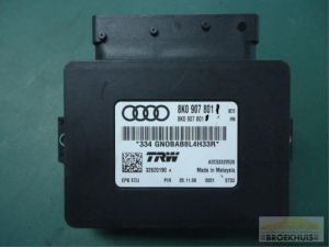 Audi A5 Computer Handrem