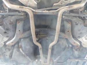 Audi A6 Subframe