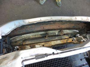 Dodge Ram Van Bumperbalk voor