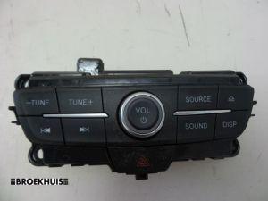 Ford Kuga Radiobedienings paneel