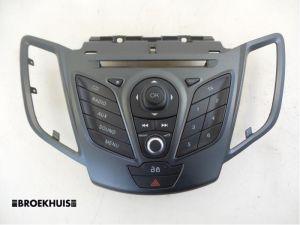 Ford Fiesta Radiobedienings paneel