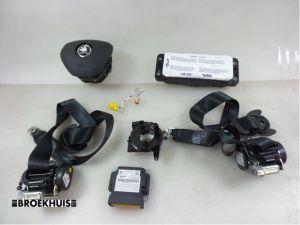Skoda Citigo Airbag Set+Module