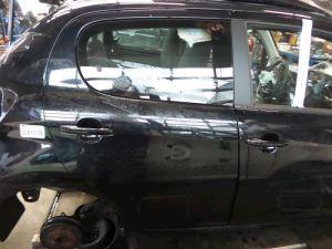 Peugeot 108 Deur 4Deurs rechts-achter