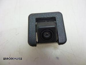Mazda 2. Achteruitrij Camera