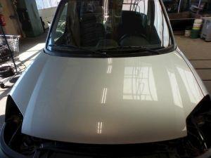 Citroen Berlingo Motorkap