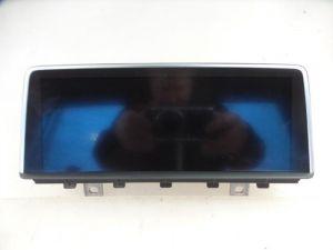 BMW X5 Display Multi Media regelunit