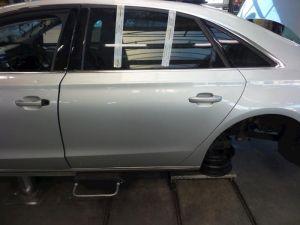 Audi A8 Deur 4Deurs links-achter