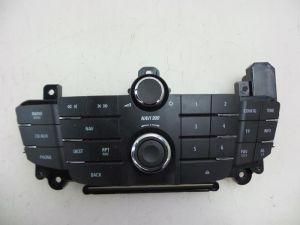 Opel Insignia Multi Media Regelunit