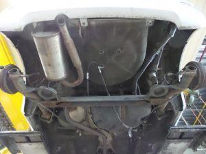 Chevrolet Matiz Achteras voorwielaandrijving