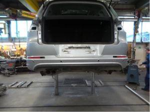 Volkswagen Tiguan Achterbumper