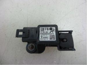 Opel Zafira Airbag Sensor