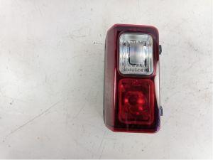 Opel Vivaro Mistachterlicht