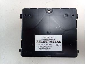 Nissan Micra Module climatronic