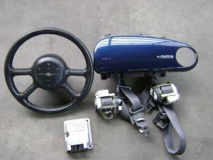 Chrysler PT Cruiser Airbag Set+Module
