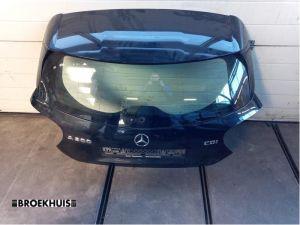 Mercedes A-Klasse Achterklep