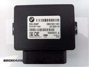 BMW 5-Serie Computer Handrem