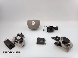 Renault ZOE Airbag Set+Module