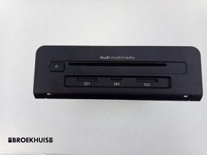Audi A4 Multi Media Regelunit