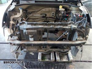 Citroen C2 Bumperbalk voor