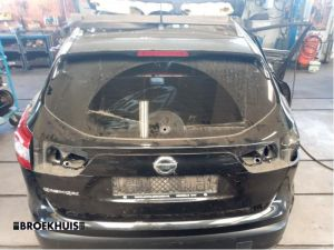 Nissan Qashqai Achterklep