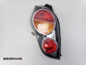 Chevrolet Spark Achterlicht links