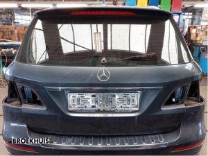Mercedes ML-Klasse Achterklep