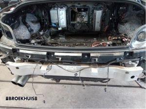 BMW Z4 Bumperbalk achter