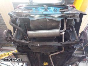 Peugeot 107 Achteras voorwielaandrijving