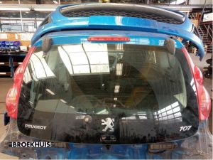 Peugeot 107 Achterklep