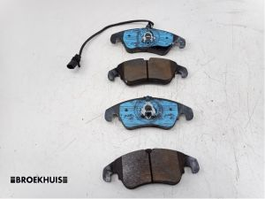 Audi Q5 Remblok voor