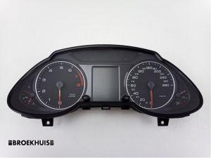 Audi Q5 Tellerklok