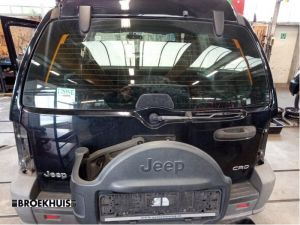 Jeep Cherokee Achterdeur Bus-Bestelauto