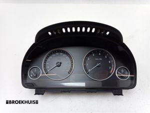 BMW 5-Serie Kilometerteller KM