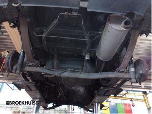 Fiat Doblo Achteras voorwielaandrijving