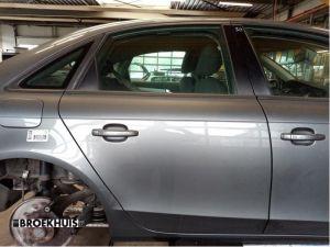 Audi A4 Deur 4Deurs rechts-achter