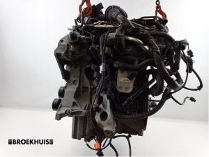 Audi A4 Motor