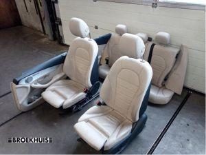 Mercedes C-Klasse Bekleding Set (compleet)