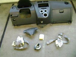Daihatsu Cuore Airbag Set+Module