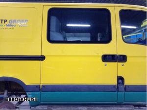 Renault Master Schuifdeur rechts