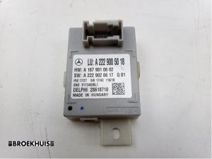 Mercedes CLS-Klasse Module Verlichting