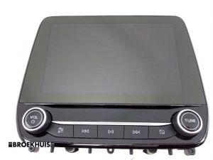 Ford Fiesta Display Multi Media regelunit