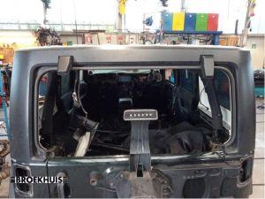 Jeep Wrangler Cabriodak Hardtop
