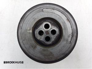 Mercedes E-Klasse Krukas Poelie
